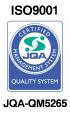ISO9001 JQA-QM5265