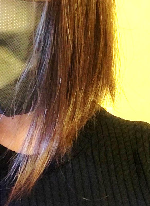 hairwater before